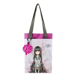 Gorjuss Cityscape geanta de umar - Rosebud