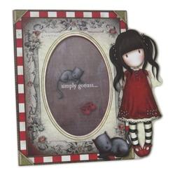 Gorjuss Rama foto din lemn - Ruby
