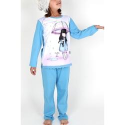 Pijama copii BBC Gorjuss - Puddles of Love