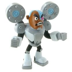 Figurina-Teen Titans Go-Cyborg