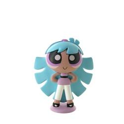 Figurina-Power Puff Girls-Blisstina (Blue Hairs)