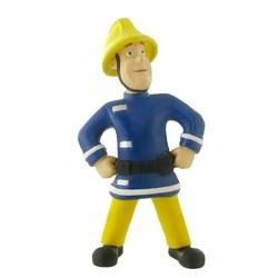 Figurina-Fireman Sam-Fireman Sam with Helmet