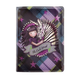 Agenda speciala Gorjuss Tartan -The Dark Streak