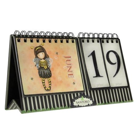 Calendar de masa perpetuum Gorjuss