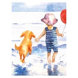 Prima pictura pe numere junior mica  Splish-splash Jad Flamande