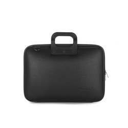 Geanta lux business laptop 15.6 Allblack-Negru