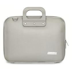 Geanta lux business laptop 13 in Nylon Bombata-Gri
