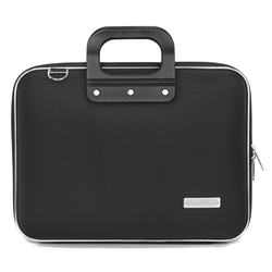 Geanta lux business laptop 13 in Nylon Bombata-Lavanda