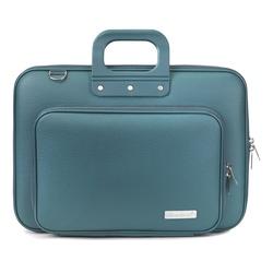 Geanta lux business laptop 15.6 in Classic Plus-Turcoaz