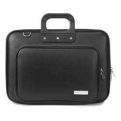 Geanta lux business laptop 15.6 in Classic Plus-Negru