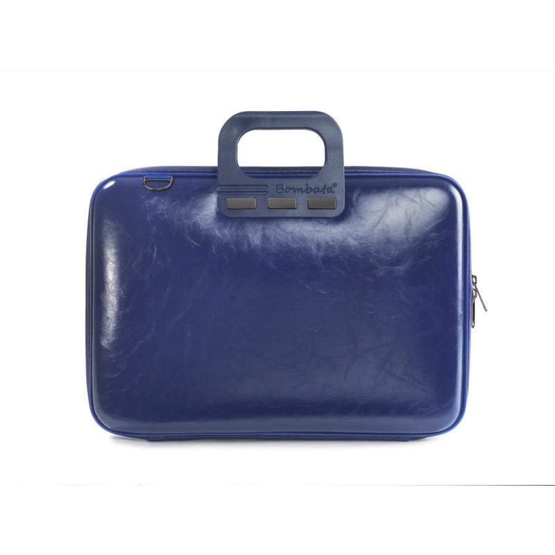 Geanta lux business laptop 15.6 in Evolution-Albastru cobalt