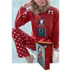 Pijama fete Santoro Gorjuss – My story in cutie tip carte