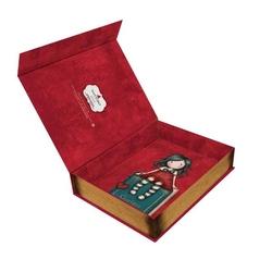 Pijama copii Santoro Gorjuss – My story in cutie tip carte