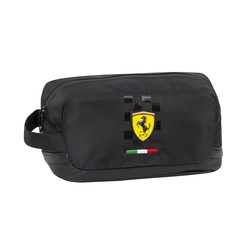 Geanta accesorii Ferrari neagra