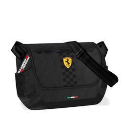Geanta laptop / umar Ferrari neagra