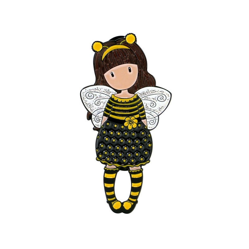 Insigna email Gorjuss Bee Loved