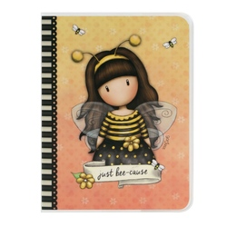 Caiet A6 Gorjuss Bee Loved
