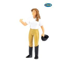 Figurina Papo-Jockeu