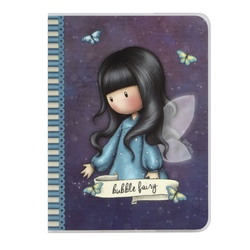 Caiet A6 GorjussBubble Fairy