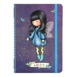 Agenda cu coperti tari Gorjuss Bubble Fairy