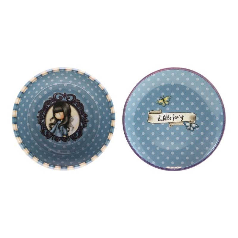 Cutie metalica de depozitare Gorjuss Bubble Fairy
