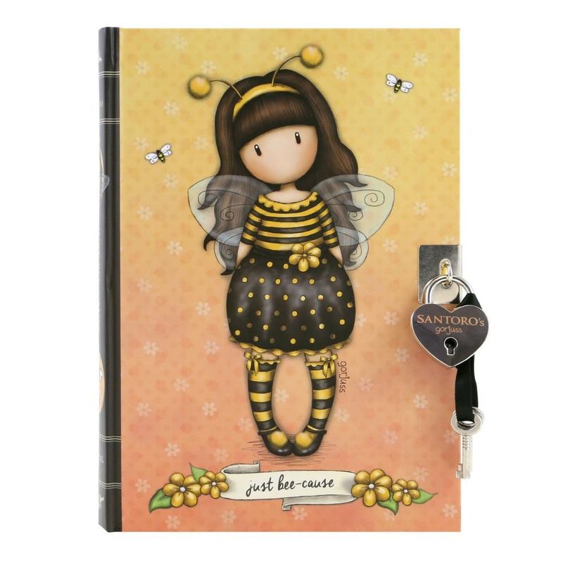 Jurnal cu cheita Gorjuss Bee Loved
