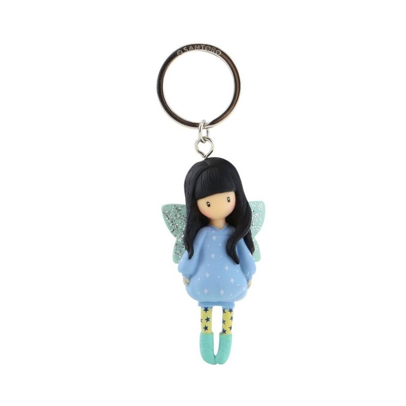 Breloc figurina Gorjuss Bubble Fairy