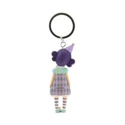 Breloc figurina Gorjuss Pierrot