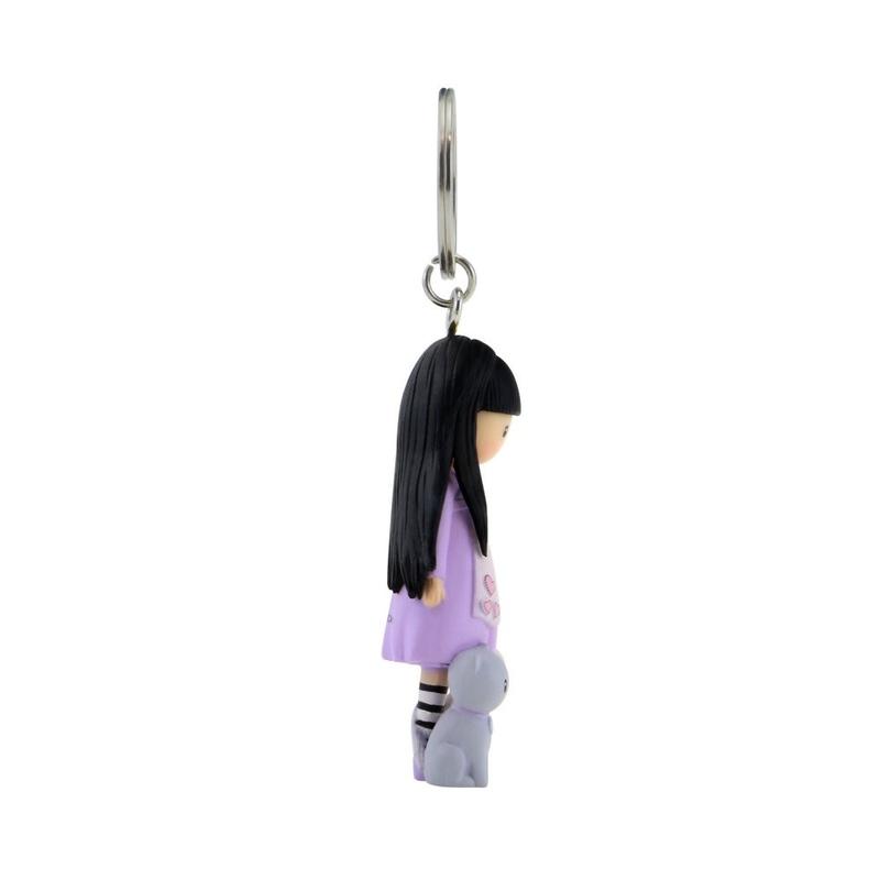 Breloc figurina Gorjuss Tall Tails