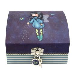 Cutie bijuterii cu cheie Gorjuss Bubble Fairy