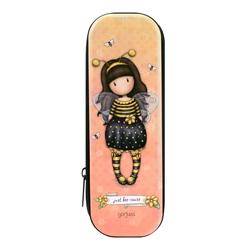 Cutie metalica cu fermoar Gorjuss Bee Loved