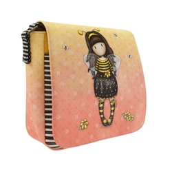 Geanta cu bareta lunga Gorjuss Bee Loved