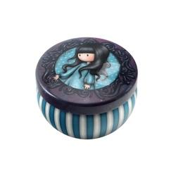 Cutie metalica rotunda mica Gorjuss  Bubble Fairy