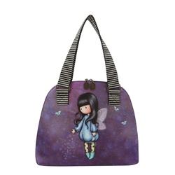 Geanta cu barete textile Gorjuss Bubble Fairy