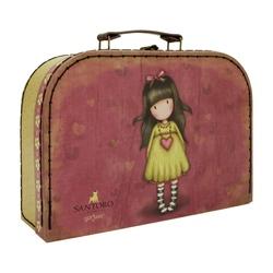 Cutie depozitare tip valiza medie Gorjuss Heartfelt