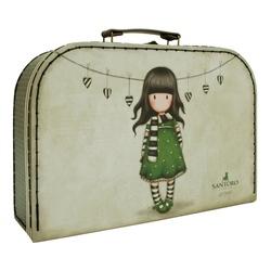 Cutie depozitare tip valiza mare Gorjuss The Scarf