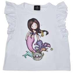 Tricou copii Gorjuss Nice To Sea You
