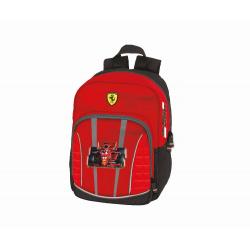 Rucsac Ferrari rosu Clasa 0 30 cm produs 100 % original
