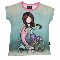 Tricou copii Gorjuss So Nice To Sea You