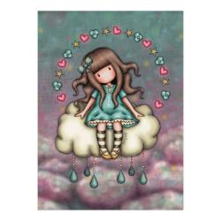 Felicitare Gorjuss April's Showers
