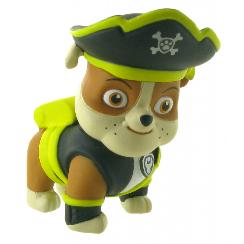 Figurina Comansi - Paw Patrol Pirates Rubble  jadflamande.ro   Y90183