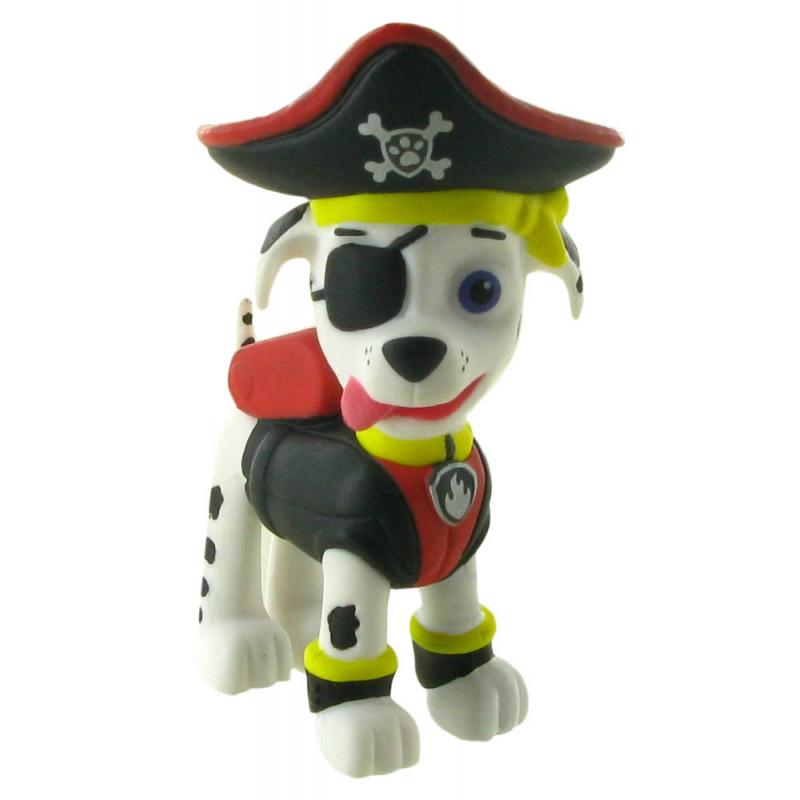 Figurina Comansi - Paw Patrol Pirates Marshall