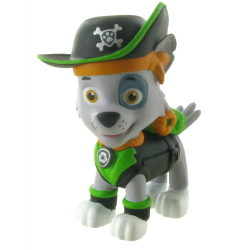 Figurina Comansi - Patrula Catelusilor Pirati Rocky