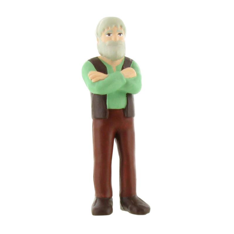 Figurina Comansi - Heidi - Bunicul | JadFlamande.ro | Y99871