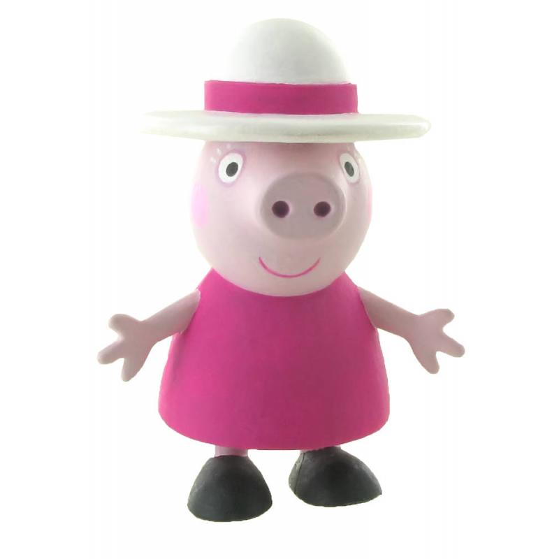 Figurina Comansi - Peppa Pig - Bunica  JadFlamande.ro   Y90152
