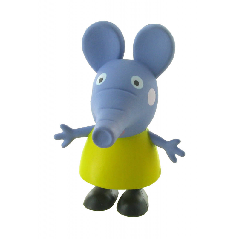 Figurina Comansi - Peppa Pig - Emily  JadFlamande.ro   Y90155
