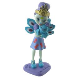 Figurina Comansi - Enchantimals - Patter Peackock and Flap