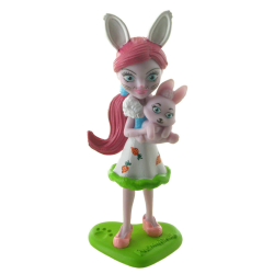 Figurina Comansi - Enchantimals - Bree Bunny and Twist
