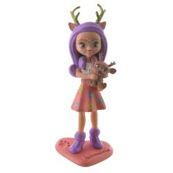 Figurina Comansi - Enchantimals - Danessa Deer and Sprint