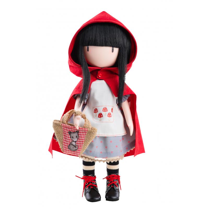 Papusa parfumata Gorjuss - Little Red Riding Hood